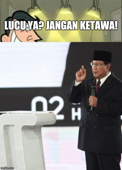 Prabowo: Kita Tidak Akan Impor Bahan Makanan dari Luar Negeri!