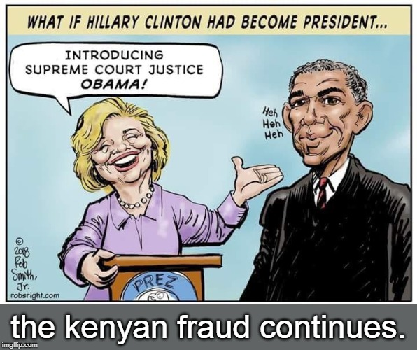 never challenge worse, but these criminal clinton / soros schemes must stop. | the kenyan fraud continues. | image tagged in barry sorento,clinton cash,liberal hypocrisy,sealed records,memes | made w/ Imgflip meme maker