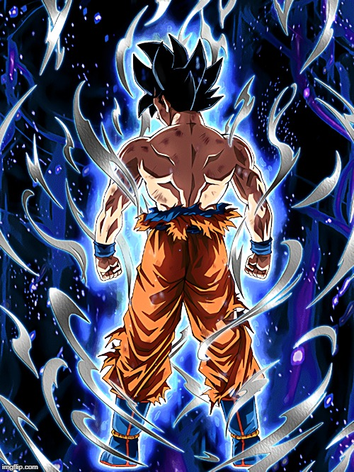 goku | image tagged in anime,goku,kamehameha | made w/ Imgflip meme maker