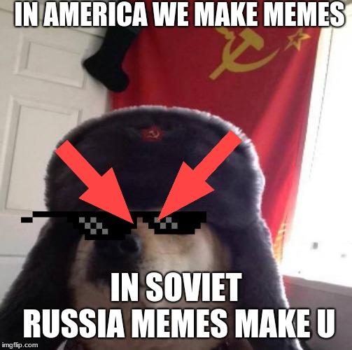 Russian Doge - Imgflip
