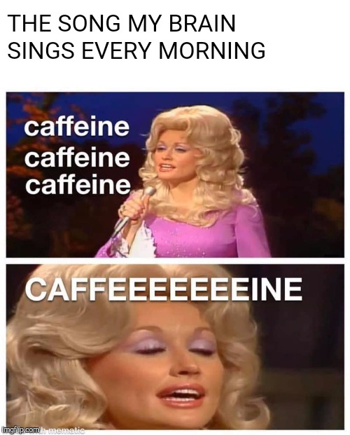 Image result for caffeine meme