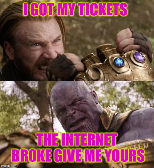 Avengers Infinity War Cap Vs Thanos Memes Imgflip