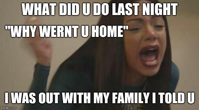 Screaming Latina Memes Imgflip