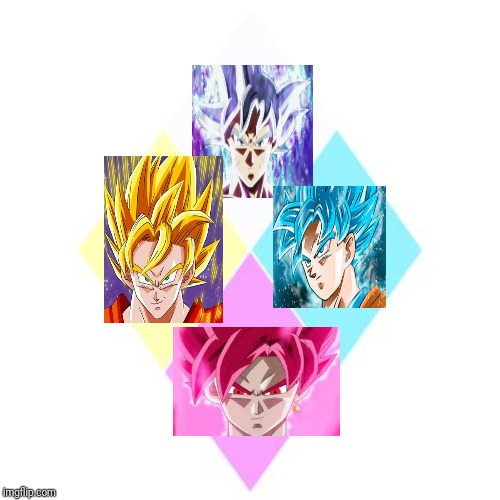 Great Goku Authority | image tagged in steven universe,dragon ball super,dragon ball z,dragon ball,diamonds | made w/ Imgflip meme maker
