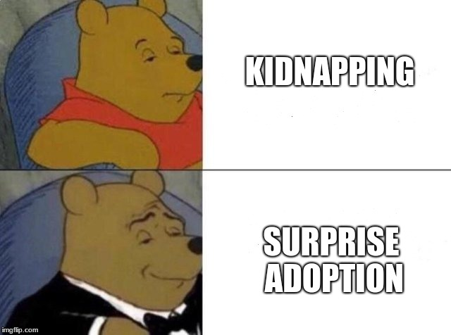 Image result for winnie the pooh meme tuxedo