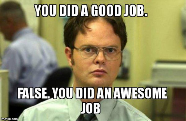 awesome job | . | image tagged in awesome job | made w/ Imgflip meme maker
