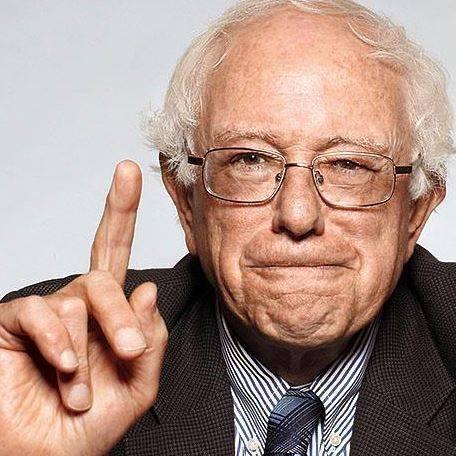 Happy Birthday From Bernie Sanders Blank Template Imgflip