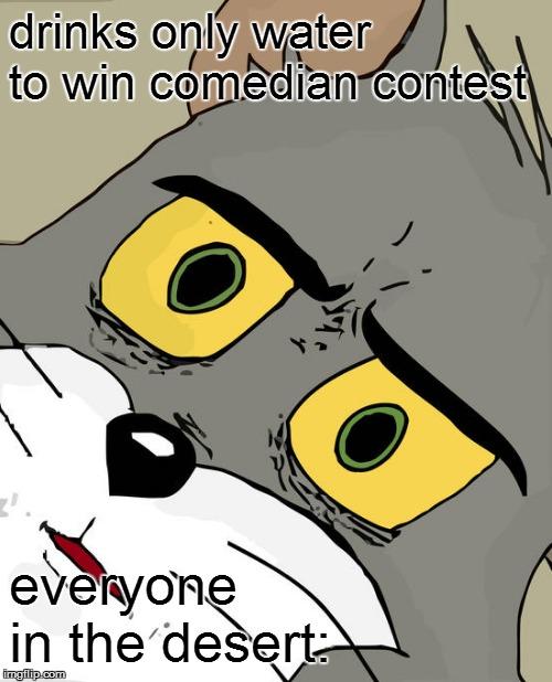 Unsettled Tom Meme - Imgflip