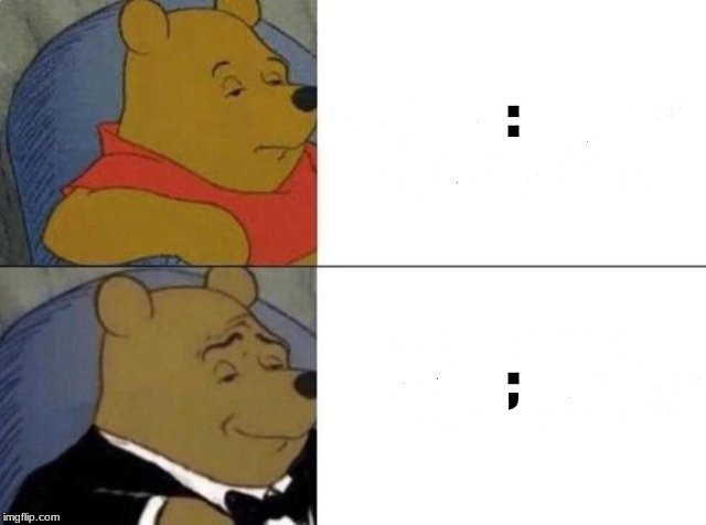 Tuxedo winnie the pooh | : ; | image tagged in tuxedo winnie the pooh | made w/ Imgflip meme maker