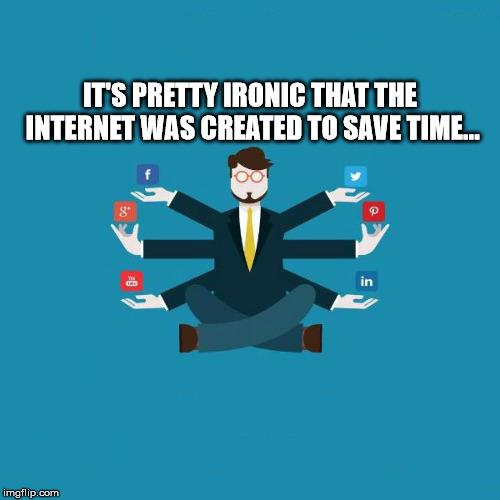 Internet Irony - Imgflip