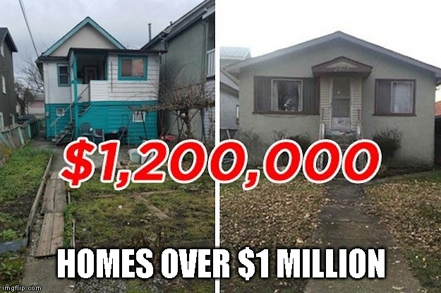 Bernie Sanders is a millionaire! OMG! Maybe he owns a home like this. | HOMES OVER $1 MILLION | image tagged in economy,america,homes | made w/ Imgflip meme maker