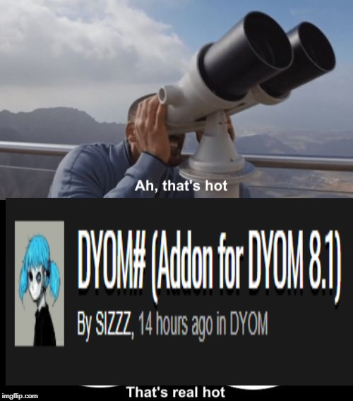 Thatâs Hot | image tagged in thats hot | made w/ Imgflip meme maker