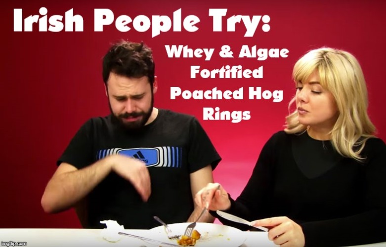 Irish People Try: Arson! | image tagged in ipt,youtubeness,sheep eyeball courage test | made w/ Imgflip meme maker