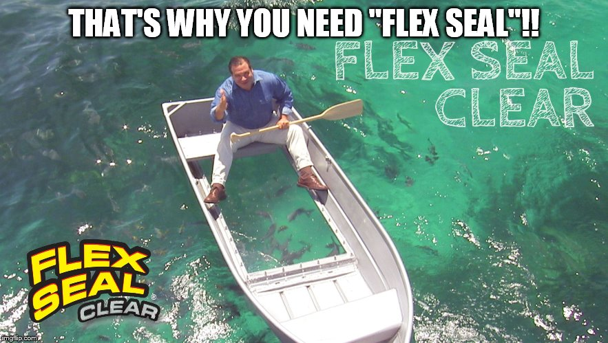 "Flex seal | THAT'S WHY YOU NEED ""FLEX SEAL""!! 