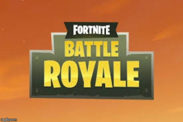 Fortnite Battle Royale Logo | image tagged in fortnite battle royale logo | made w/ Imgflip meme maker