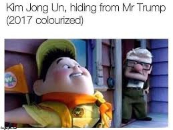 image tagged in kim jung un | made w/ Imgflip meme maker