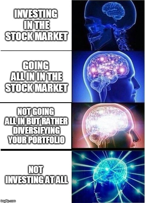 What to do with your money | image tagged in stock market,stocks,consumerism | made w/ Imgflip meme maker