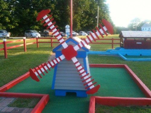 Mini Golf Windmill Blank Template - Imgflip
