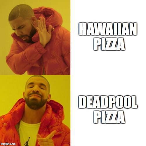 Pineapple on pizza has to be done boldly or not at all