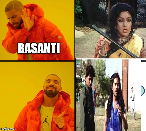 BASANTI | image tagged in funny memes | made w/ Imgflip meme maker