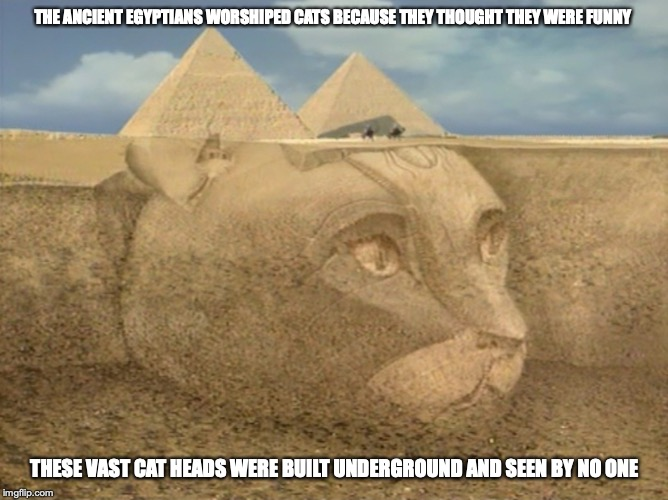 Funny Pictures About Egypt: Egyptian Pyramids