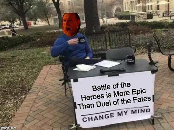 Obi Wan Change My Mind Imgflip