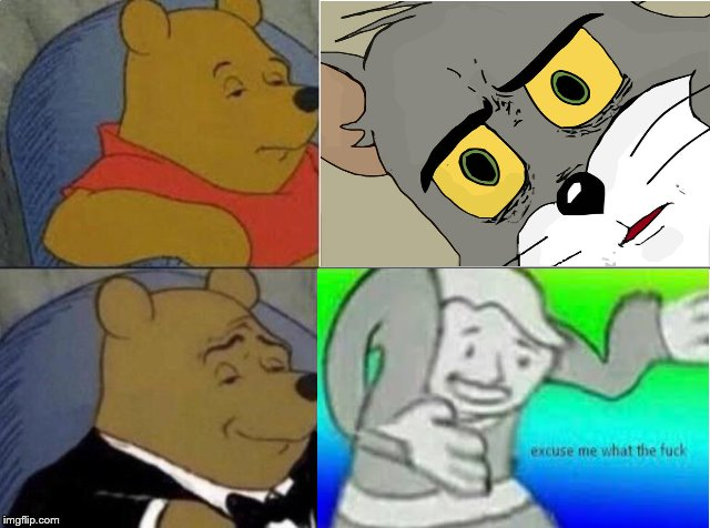 Respect the OGs | White People: Asians all look the same! Also White People: King Of Scotland Prince Of Wales King Of England--> | image tagged in tuxedo winnie the pooh | made w/ Imgflip meme maker