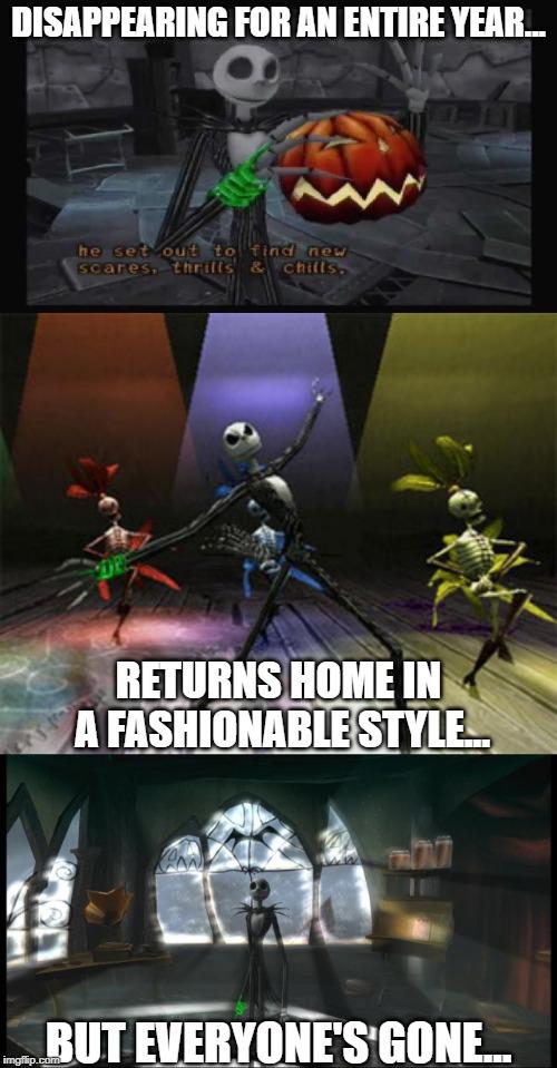 Nightmare Before Christmas Memes.Nightmare Before Christmas Memes Gifs Imgflip