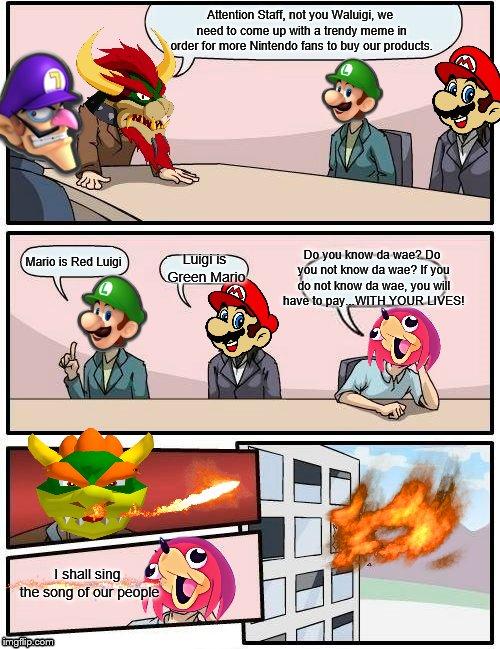 Red Luigi Memes Gifs Imgflip