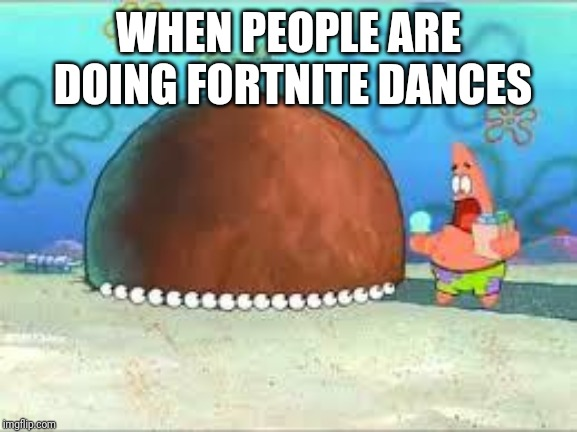 WHO ARE YOU PEOPLE? |  WHEN PEOPLE ARE DOING FORTNITE DANCES | image tagged in who are you people,memes | made w/ Imgflip meme maker