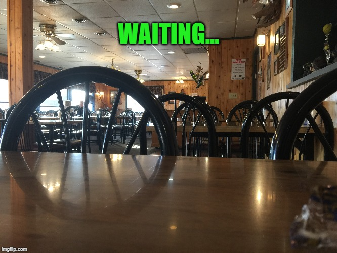 Waiting...Anyone, Bueller? | WAITING... | image tagged in waiting,hello,alone again naturally,you're late again,boring,where are you | made w/ Imgflip meme maker