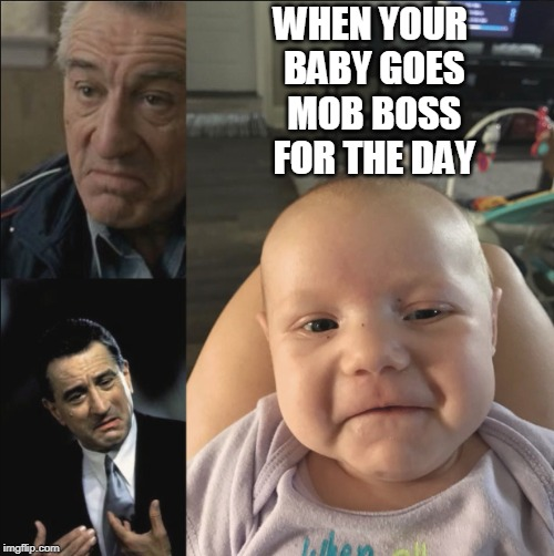 """Stop with those f***in' drugs. They're making your mind into mush.You hear me?"" 
