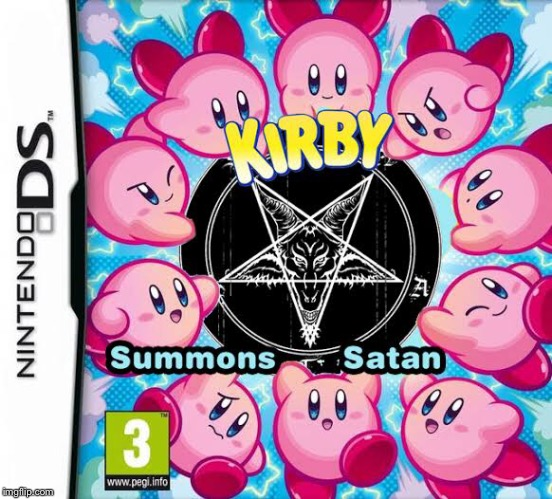 """He is a good boy"" -Nintendo 