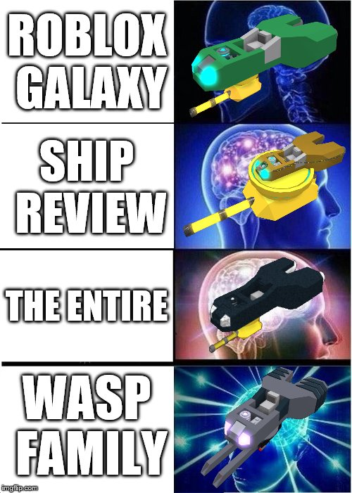 Roblox Galaxy Wasp Family Imgflip