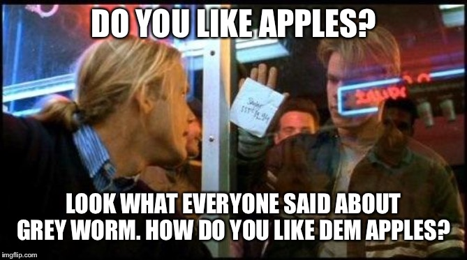 Image Tagged In Good Will Hunting How Bout Them Apples Imgflip