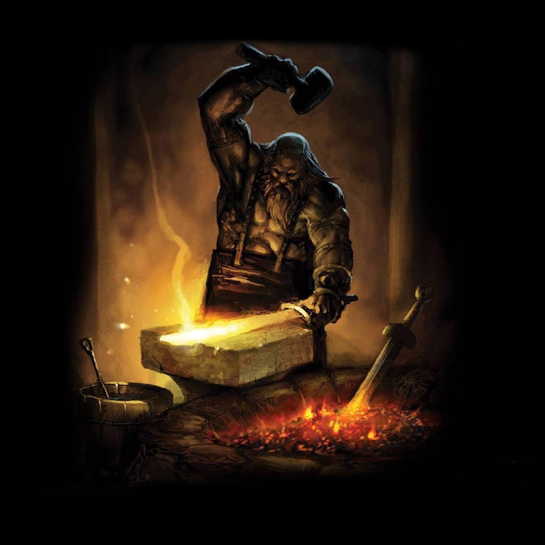 Blacksmith Meme Generator - Imgflip