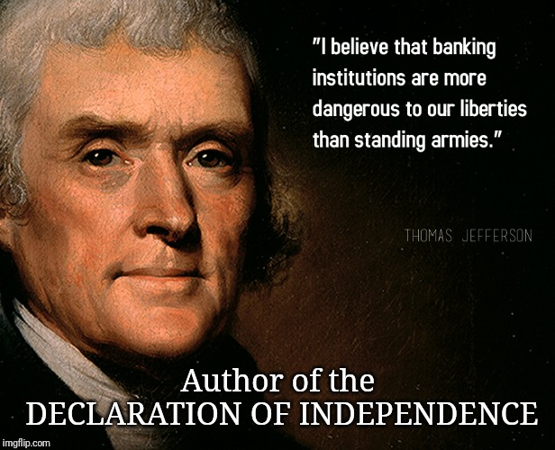 $$$$$$$$$$$$$$$$$$$$$$$$$ |  Author of the DECLARATION OF INDEPENDENCE | image tagged in shut up and take my money,money,thomas jefferson,usa,freedom | made w/ Imgflip meme maker