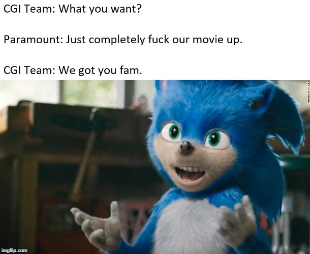 Creepy Sonic | image tagged in sonic the hedgehog,sonic,wtf | made w/ Imgflip meme maker