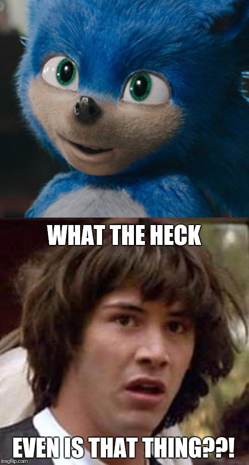 "The new ""Sonic"" trailer looks terrible; except for Jim Carrey, oddly enough. 