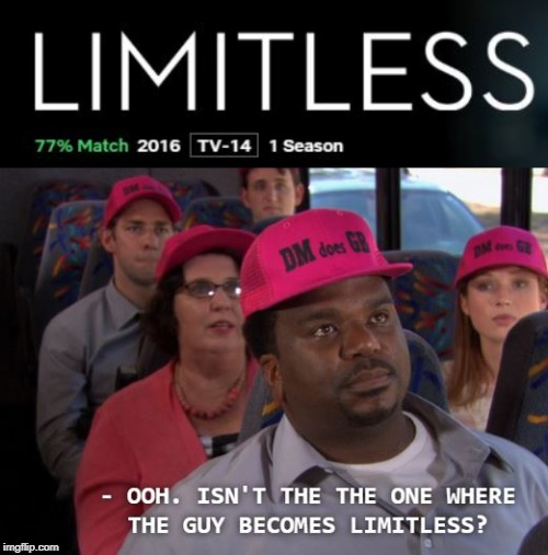 Limitless Phyllis | image tagged in the office | made w/ Imgflip meme maker
