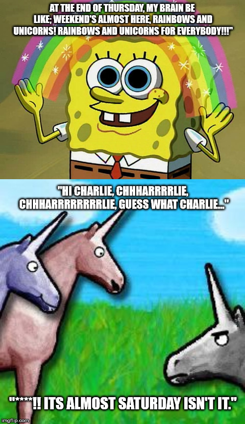 """Spongebob Week"" April 29th to May 5th an EGOS Production. 