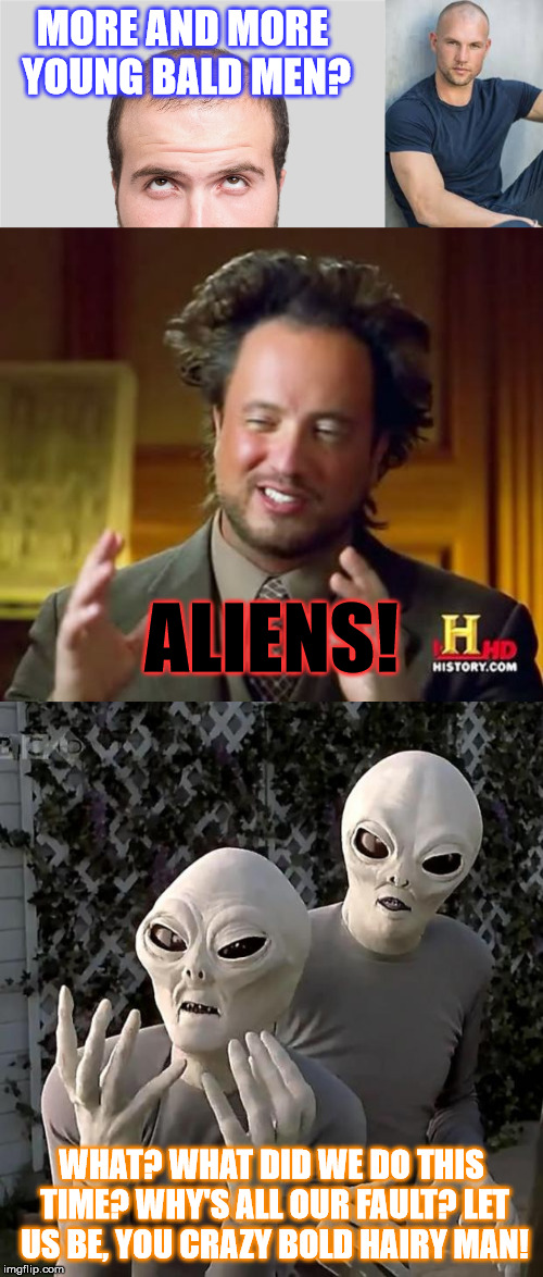 "Based on a ""true"" theory I've heard today... :) 