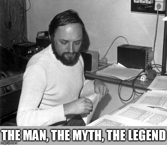 THE MAN, THE MYTH, THE LEGEND | made w/ Imgflip meme maker