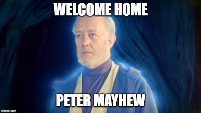 "Ghost of Ben ""Obi Wan"" Kenobi OB1 