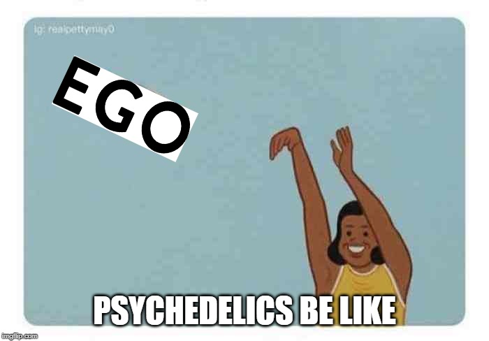 PSYCHEDELICS BE LIKE | image tagged in memes,drugs,psychedelic | made w/ Imgflip meme maker