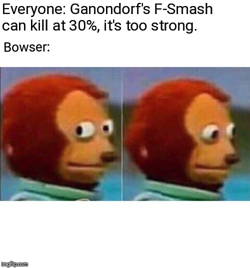 I Am A Bowser Main Btw Imgflip