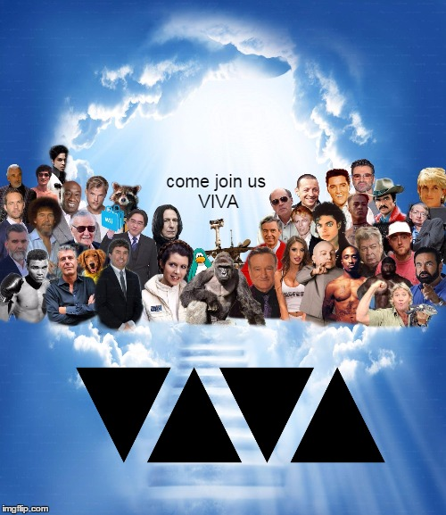come join us VIVA | come join us              VIVA | image tagged in come join us 2018 | made w/ Imgflip meme maker