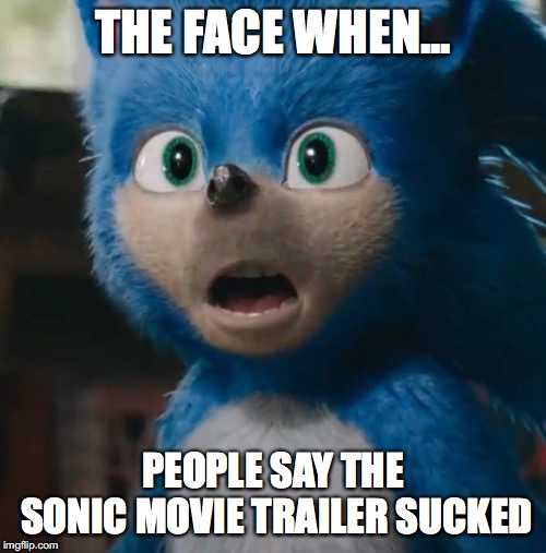 15 Sonic The Hedgehog Memes About The Movie