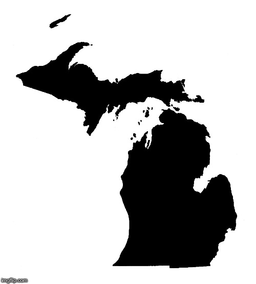 State of Michigan | image tagged in state of michigan | made w/ Imgflip meme maker