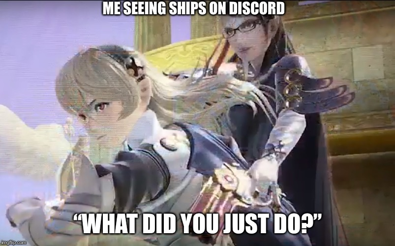"Reactions to ships | ME SEEING SHIPS ON DISCORD ""WHAT DID YOU JUST DO?"" 